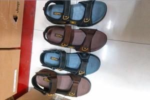 Sandals slippers yiwu footwear market yiwu shoes10601