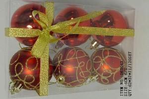 Cheap price Sourcing Provider China -  Christmas gift christmas glass ball factory wholesale glass ball christmas ornament10037 – Kingstone