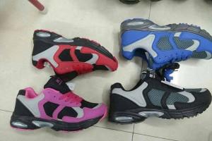 Sport shoes yiwu footwear market yiwu shoes 10425