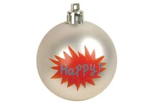 Christmas gift christmas glass ball factory wholesale glass ball christmas ornament10087