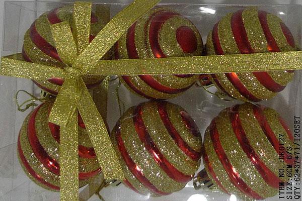 OEM manufacturer Quality Inspection Provider -  Christmas gift christmas glass ball factory wholesale glass ball christmas ornament10042 – Kingstone