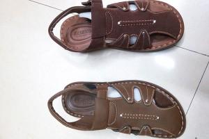 Sandals slippers yiwu footwear market yiwu shoes10594
