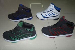 Sport shoes yiwu footwear market yiwu shoes 10419