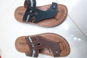 Sandals slippers yiwu footwear market yiwu shoes10593