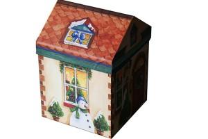Christmas gift box Christmas decorations amazon Christmas items Yiwu Christmas market10103