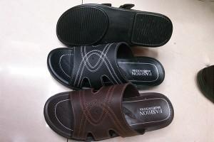 Sandals slippers yiwu footwear market yiwu shoes10397
