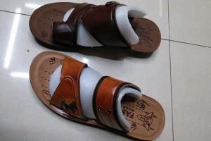 Sandals slippers yiwu footwear market yiwu shoes10409