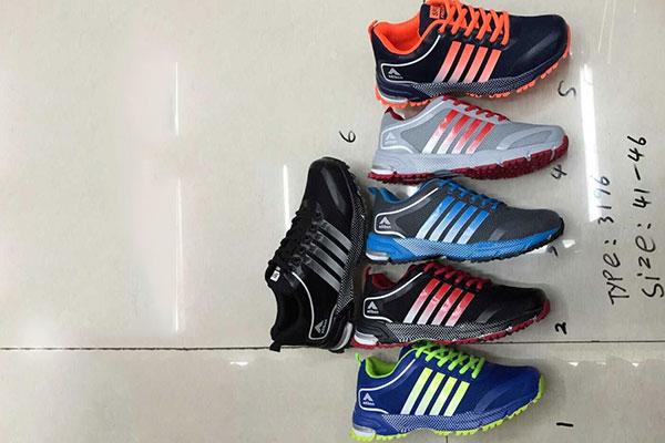 Low MOQ for Label -  Copy Sport shoes yiwu footwear market yiwu shoes10696 – Kingstone