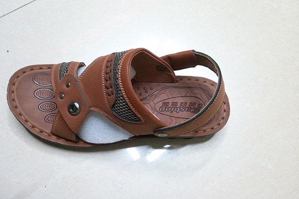 China Cheap price Yiwu Shoes -  Sandals slippers yiwu footwear market yiwu shoes10411 – Kingstone