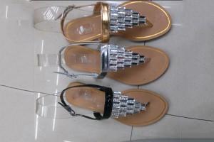 Sandals slippers yiwu footwear market yiwu shoes10390