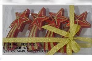 OEM/ODM Manufacturer Procurement Provider China - Christmas gift christmas glass ball factory wholesale glass ball christmas ornament10118 – Kingstone