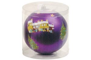 Christmas gift christmas glass ball factory wholesale glass ball christmas ornament10137
