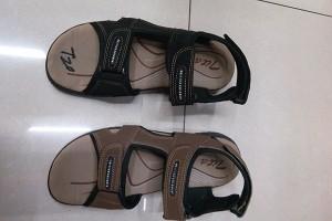 Sandals slippers yiwu footwear market yiwu shoes10396