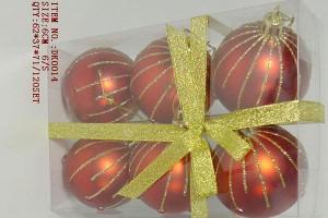 China OEM Inspection Provider - Christmas gift christmas glass ball factory wholesale glass ball christmas ornament10028 – Kingstone