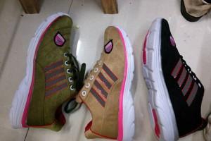Bottom price Guangzhou Marketplace -    PU Casual shoes Sport shoes stock shoes10336 – Kingstone