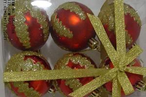 Factory wholesale China Trader - Christmas gift christmas glass ball factory wholesale glass ball christmas ornament10043 – Kingstone