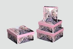 gift box for men or women paper box storage box10030