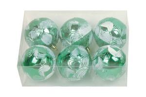 Christmas gift christmas glass ball factory wholesale glass ball christmas ornament10164
