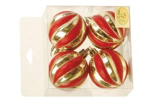 Christmas gift christmas glass ball factory wholesale glass ball christmas ornament10138