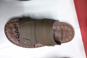 Sandals slippers yiwu footwear market yiwu shoes10592