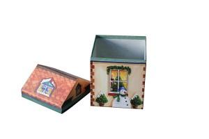 Christmas gift box Christmas decorations amazon Christmas items Yiwu Christmas market10104