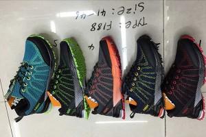 Copy Sport shoes yiwu footwear market yiwu shoes10708