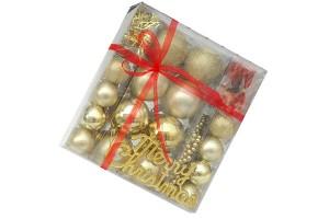 Christmas balls factory wholesale glass ball christmas ornament10166