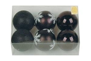 Christmas gift christmas glass ball factory wholesale glass ball christmas ornament10066