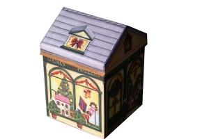 Christmas gift box,China Christmas decorations, China Christmas ornaments, amazon Christmas items Yiwu Christmas market10102