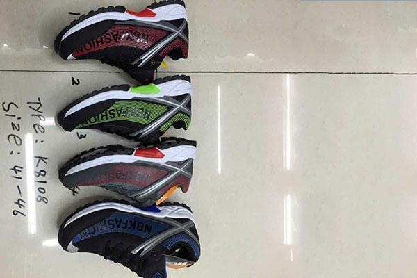 Hot sale China Shoes Souring Agent - Copy Sport shoes yiwu footwear market yiwu shoes10705 – Kingstone