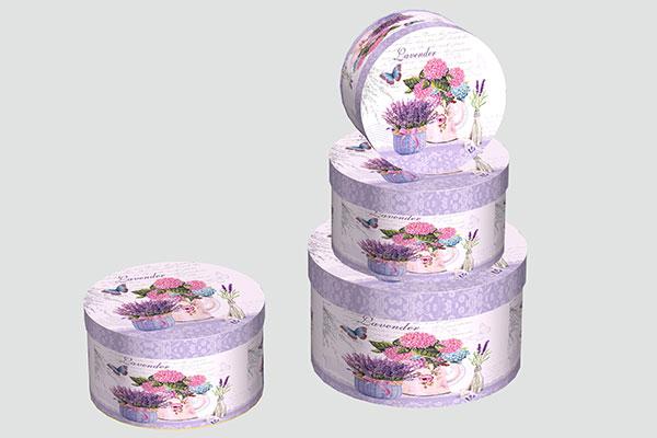 2020 High quality Non Woven Bags - gift box for men or women paper box storage box10007 – Kingstone