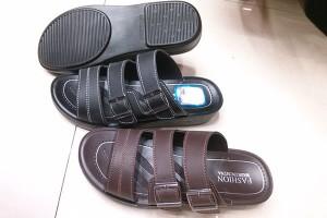 Sandals slippers yiwu footwear market yiwu shoes10398