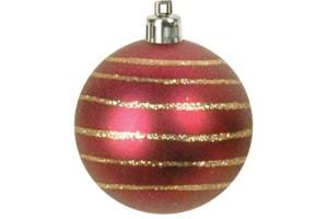Christmas gift christmas glass ball factory wholesale glass ball christmas ornament10083