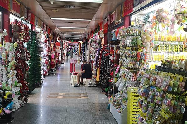 Yiwu christmas market&street Featured Image