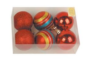 Christmas gift christmas glass ball factory wholesale glass ball christmas ornament10065