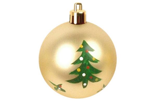 Manufactur standard Sales China - Christmas gift christmas glass ball factory wholesale glass ball christmas ornament10084 – Kingstone