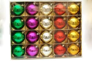 Christmas gift christmas glass ball factory wholesale glass ball christmas ornament10167