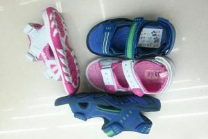 Sandals slippers yiwu footwear market yiwu shoes10604
