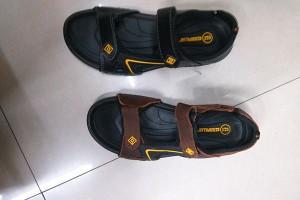 Sandals slippers yiwu footwear market yiwu shoes10602