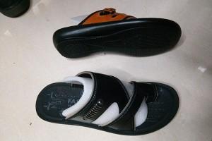 Sandals slippers yiwu footwear market yiwu shoes10408